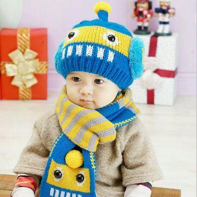 宝宝的可爱帽子