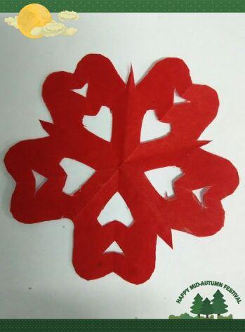 民俗花样剪纸 童年时常玩的手工作品 你还会做吗
