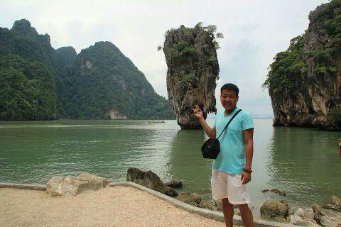 带宝宝畅游泰国普吉岛,浮潜,漂流,越野,骑大象,宝宝一