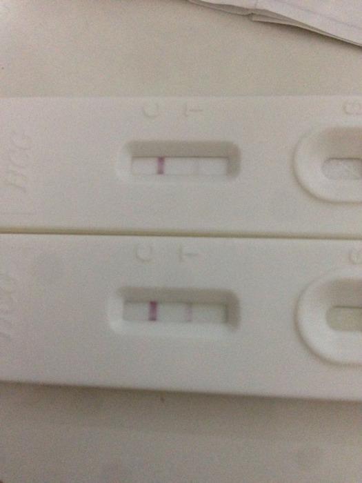 验孕棒一条深一条浅是怀孕了吗?