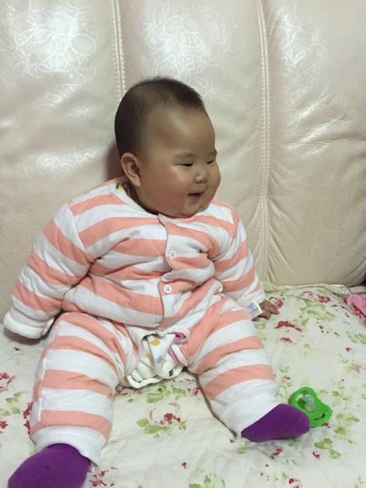 自己理宝宝发型步骤