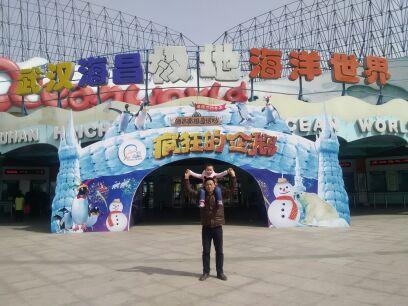 武汉海洋世界之旅