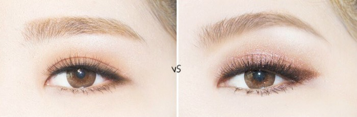 今天跟大家分享两款,最常用最百搭的眉形画法!