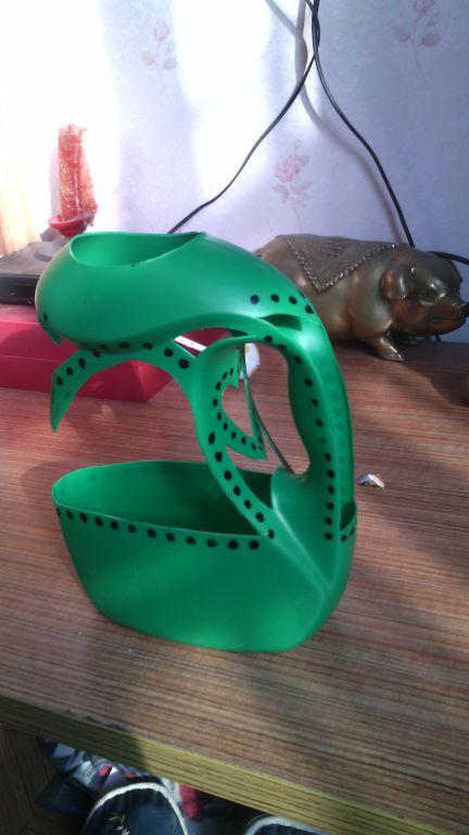 我在妈圈学的洗衣液瓶做花瓶