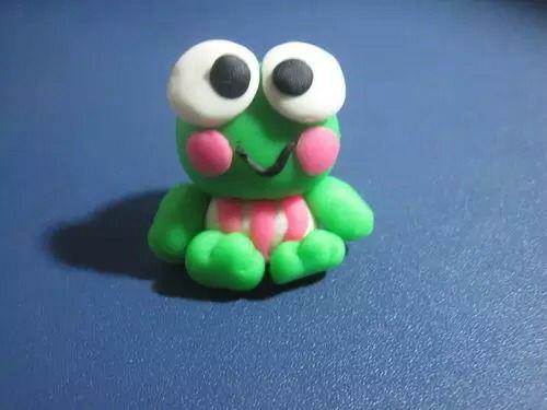 废物利用手工制作大全简单 小青蛙