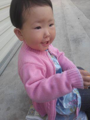 宝宝最近的穿衣打扮!