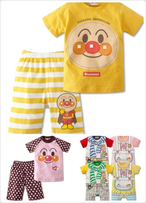 超级可爱的宝宝衣服,国内买不到哦