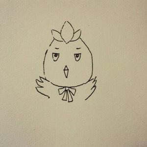 简单易学的 愤怒的小鸡