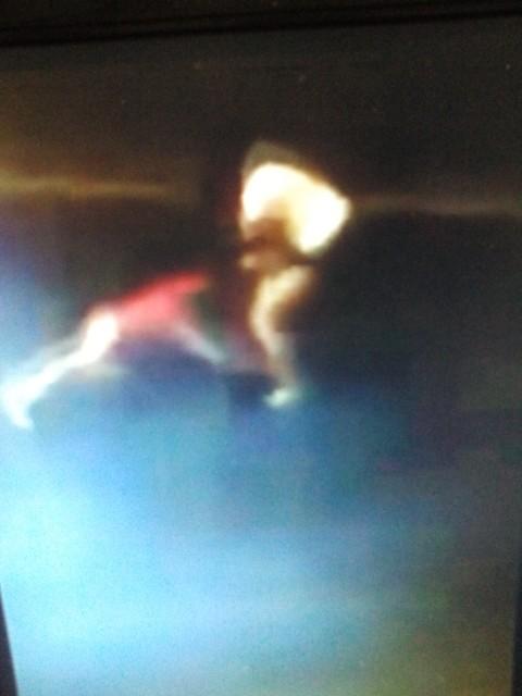 泰拳美女当街捉住男友出轨 飞踹加过肩摔打懵渣男图片