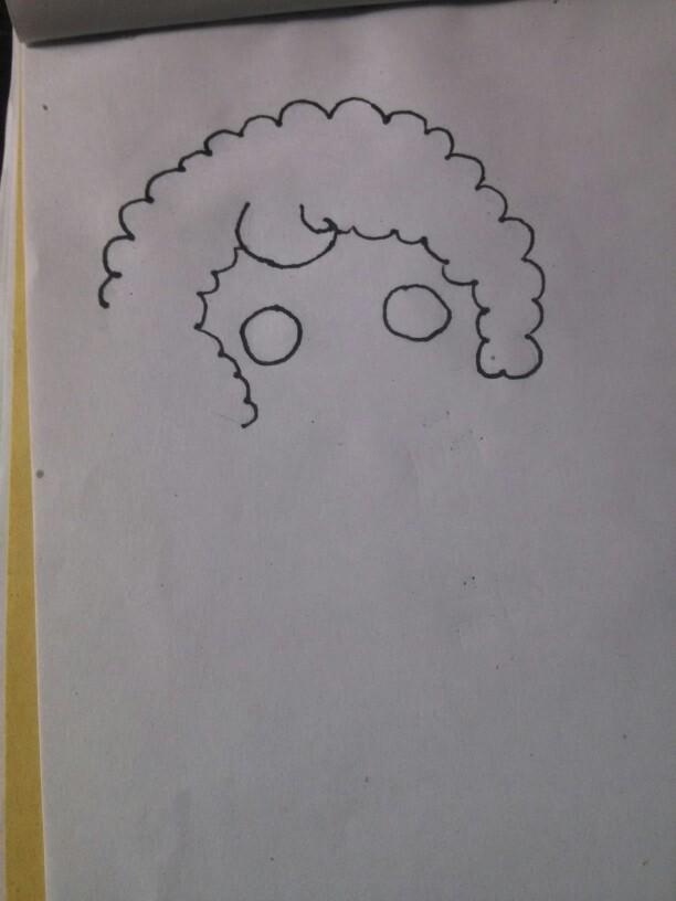 为自己宝宝学点简单画画