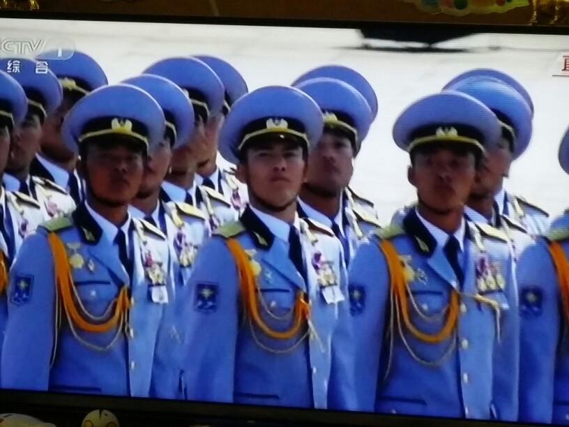 中国军人最帅