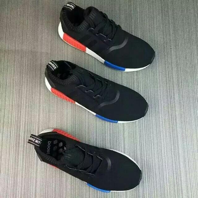 Adidas NMD爆米花
