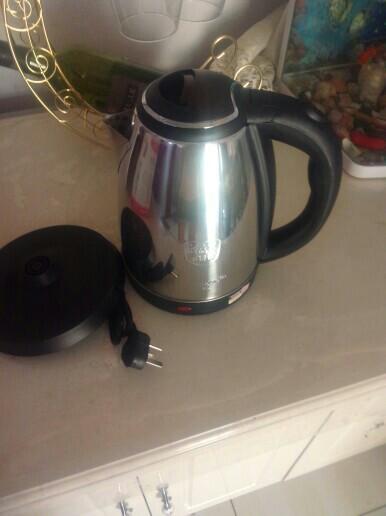 闲置全新电热水壶