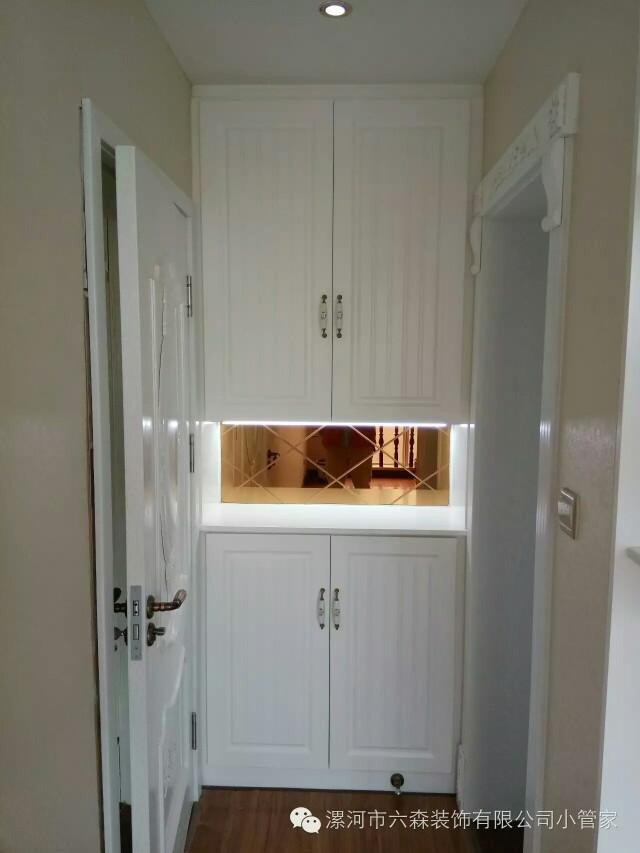 125平方三室两厅一厨两卫装修效果图