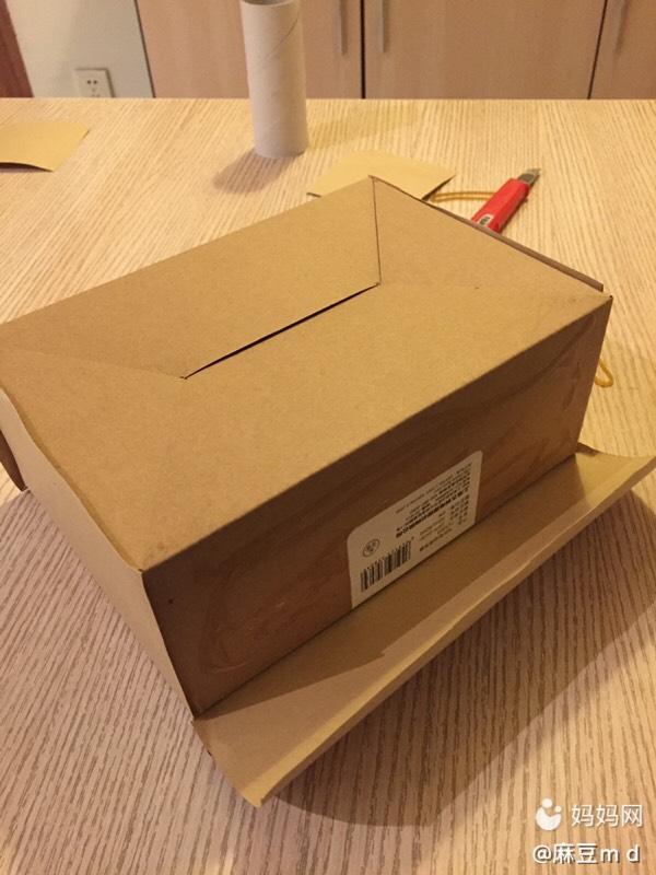 纸箱手工制作茶几图解