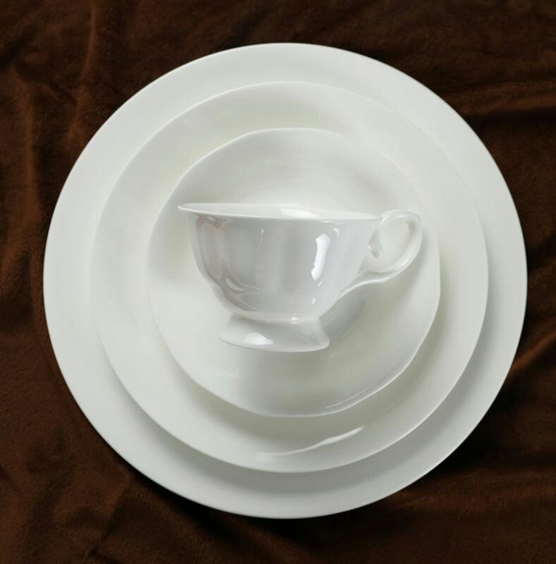 9元】【欧式西餐盘子陶瓷套装西式酒店样板房间