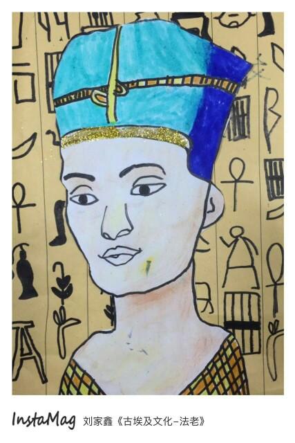 产业园   古埃及国王也称法老,是古埃及最大的奴隶主,拥有至高无上图片