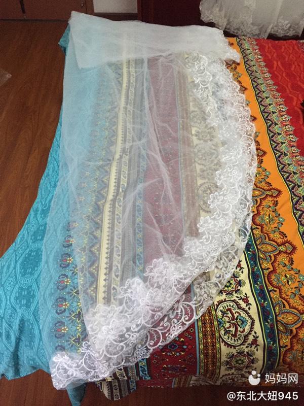 婚纱,头纱,裙撑,皇冠
