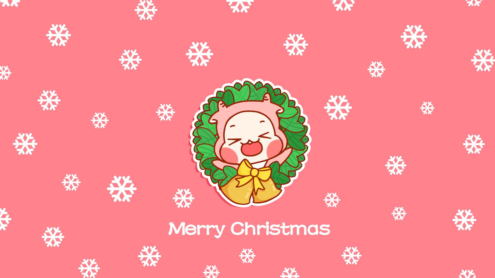 圣诞快乐~圣诞主题超可爱壁纸头像来啦