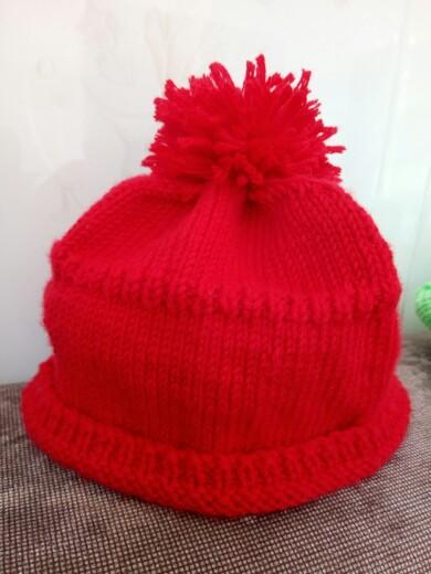织宝宝帽子的步骤图