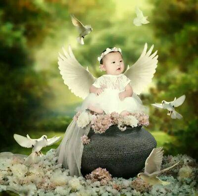 可爱的小天使_0-1岁宝宝圈 - 妈妈网