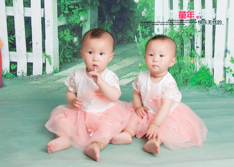 梦见自己生了龙凤胎,没想到真的生了一对女宝双胞胎!