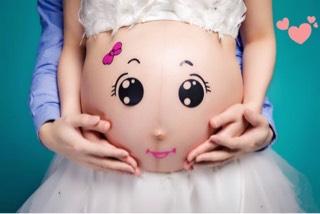 好期待宝宝的诞生咯 爱死你了 生日2015年04月宝宝圈