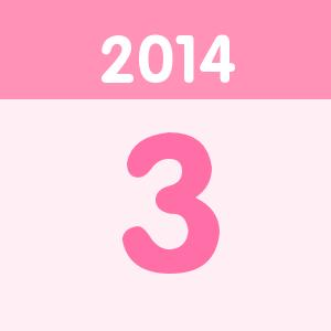 生日2014年03月宝宝圈