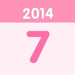 生日2014年07月宝宝圈