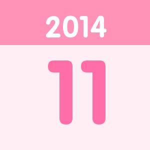 生日2014年11月宝宝圈