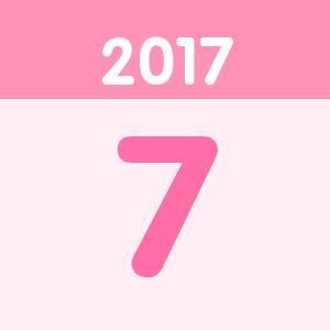生日2017年07月宝宝圈