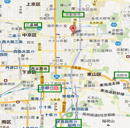 日本关西深度游~详细路线图跟着我玩吧_环游