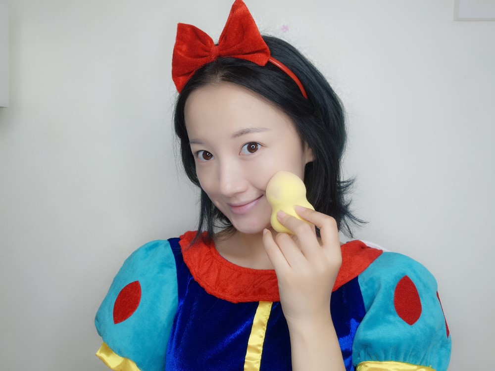 【薇薇】魔镜说,世界上最美的那个人叫白雪公主