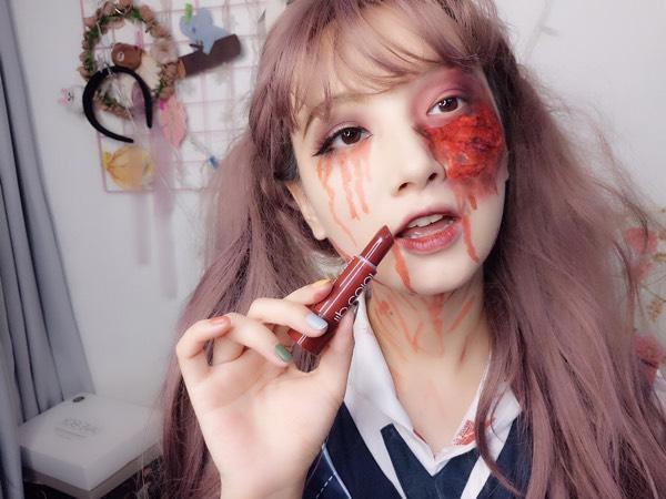 【薇薇】万圣节就是这个鬼样子,你怕了吗?