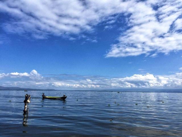 全球第二大淡水湖,被被三个国家哄抢,却没有人