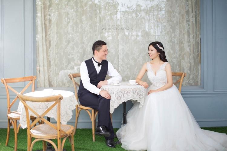 婚礼后补拍婚纱照_你的婚礼