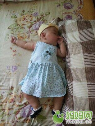你家宝宝有哪些睡姿