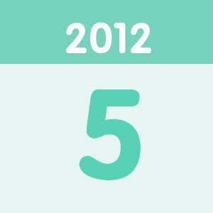 生日2012年05月宝宝圈