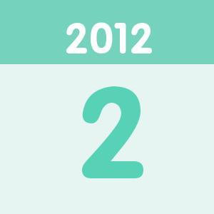 生日2012年02月宝宝圈
