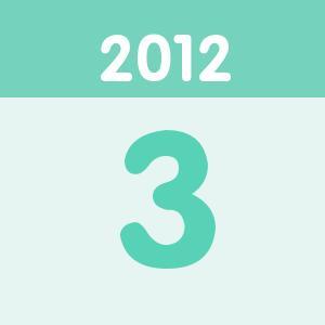 生日2012年03月宝宝圈