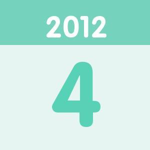 生日2012年04月宝宝圈
