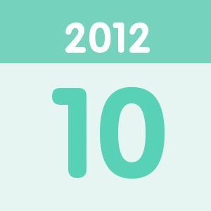 生日2012年10月宝宝圈