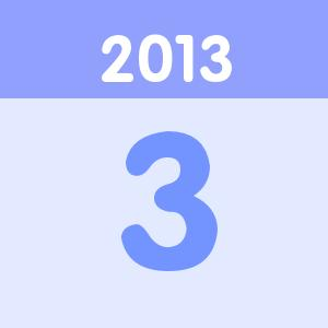 生日2013年03月宝宝圈