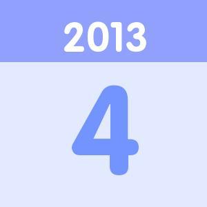 生日2013年04月宝宝圈