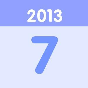 生日2013年07月宝宝圈
