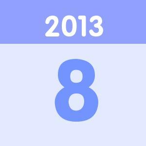 生日2013年08月宝宝圈