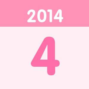 生日2014年04月一分PK10圈