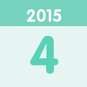 生日2015年04月一分PK10圈