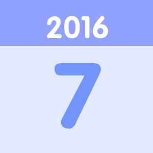 生日2016年07月宝宝圈